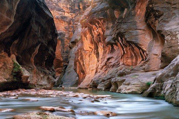 锡安峡谷溪涧 – 产品页
