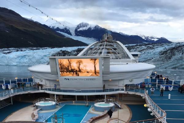 Ruby Princess 7 Nights Alaska Glacier Spring Tour