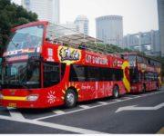 上海旅游观光车