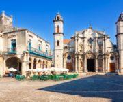 古巴天主教堂